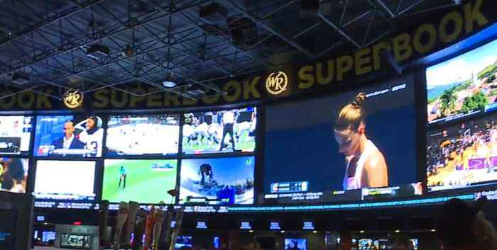 Vegas sportsbooks are adapting to increase in sports betting legalization