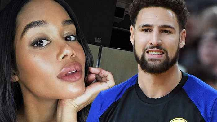 Klay Thompson's Dad Claims His FIRE New GF Is the Reason For His Hot Streak