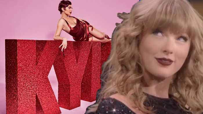 Kyle Jenner Names ENITRE Valentines Day Collection After Taylor Swift!