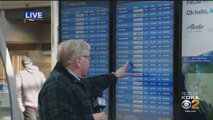Government Shutdown Delays Flights In And Out Of Pittsburgh