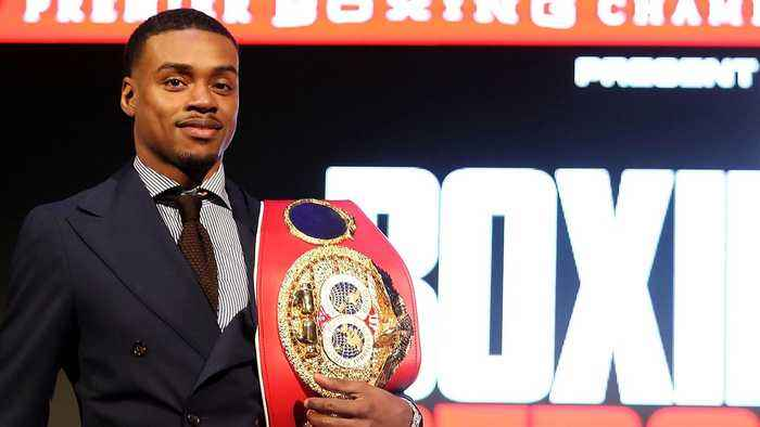 Keith Thurman: 'Errol Spence Jr. Is On My Radar'
