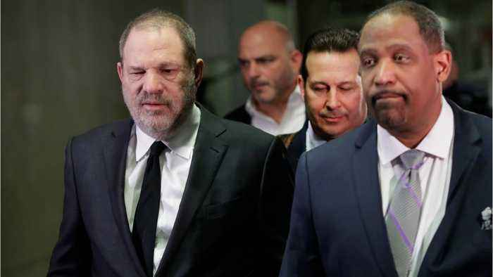 Judge Approves Weinstein's New Lawyers Who Once Represented His Accuser
