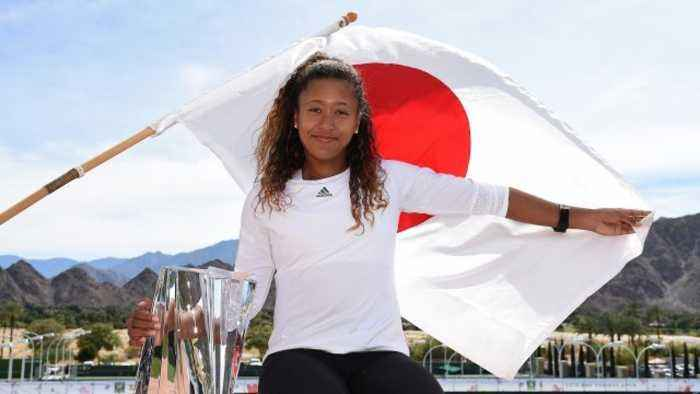 Tennis Star Naomi Osaka Is Redefining 'Japanese'