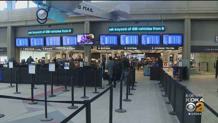 Government Shutdown Gets Personal For Pittsburgh International Airport Travelers
