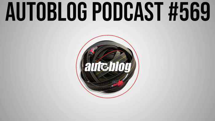 Baby Ford Ranger and electrified Dodge Challenger? | Autoblog Podcast #569