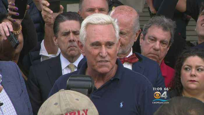 Longtime Trump Associate Roger Stone Indicted In Mueller Investigation