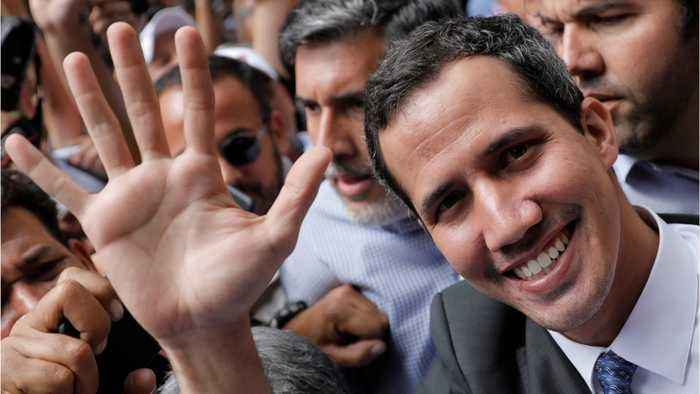 Germany To Recognize Guaido If Venezuela Fails To Hold Elections In 8 Days