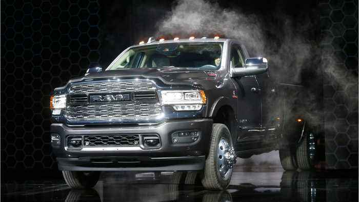 182,000 Ram Pickups Recalled