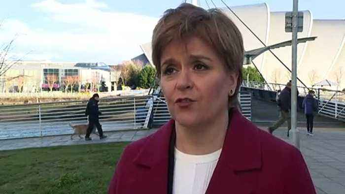 Sturgeon: SNP MPs will vote for Cooper's Brexit amendment