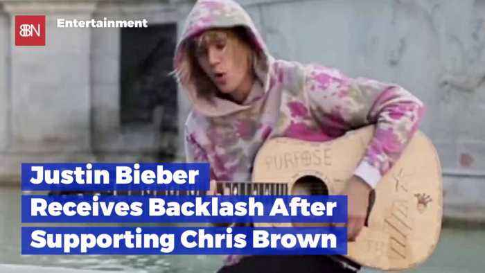 Justin Bieber Is Getting Serious Blowback After Supporting Chris Brown
