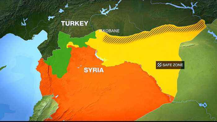 Syria conflict: Uncertainty remains over future of safe zones