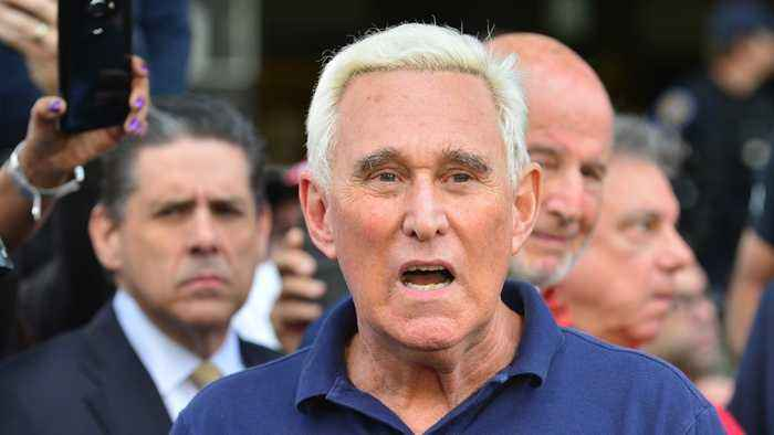 Roger Stone Hints At Cooperating With Robert Mueller