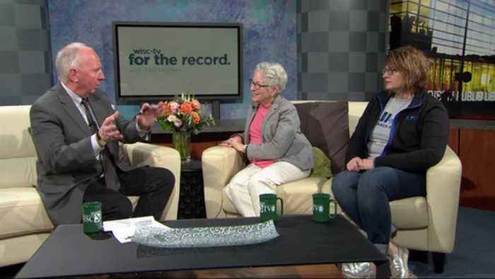 For the Record: Dr. Farrar Edwards and Tricia Denman