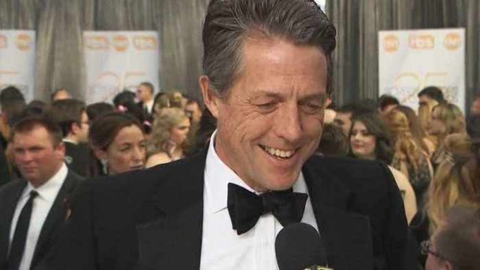 Hugh Grant Talks 'Four Weddings and a Funeral' Sequel for Red Nose Day!