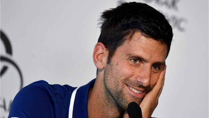 Novak Djokovic Looks To 2019 Grand Slam