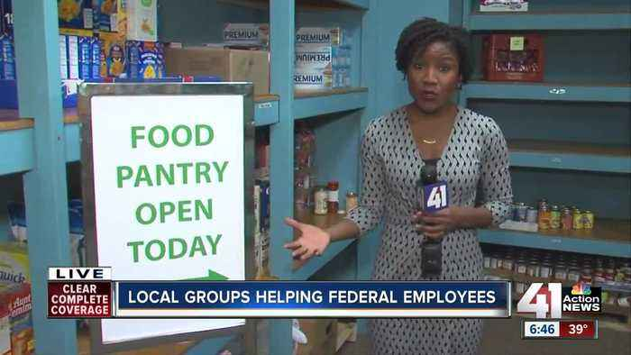 Local church helps furloughed federal workers as they wait for back pay