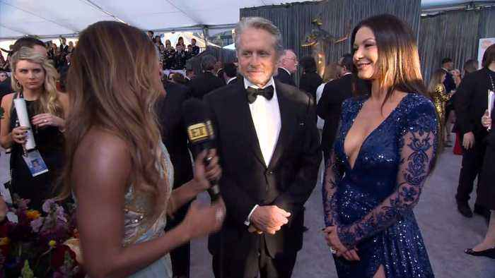 Michael Douglas Shares Nomination With Glenn Close