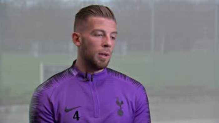 Alderweireld insists Spurs are improving