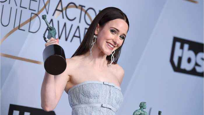 The Marvelous Mrs. Maisel Is The Queen Of The SAG Awards