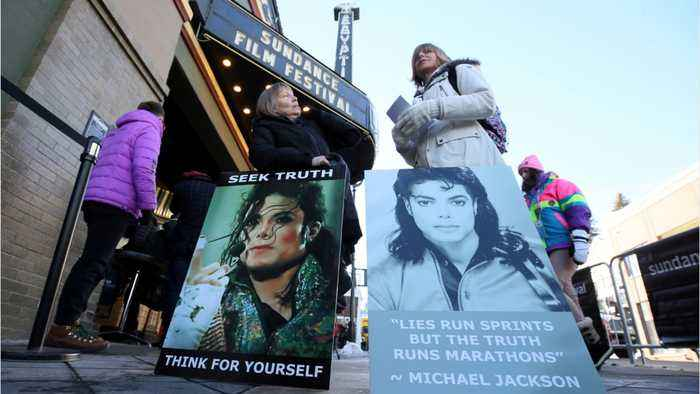 Michael Jackson's Family Says New Film Is A 'Public Lynching'