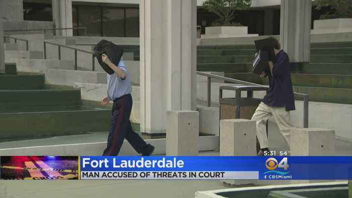 Man Accused Of Threatening Parkland Families Appears In Court