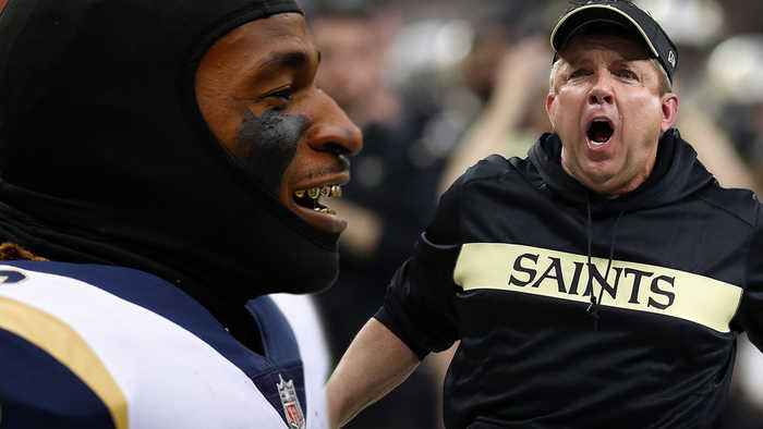 Saints Fans Threaten To MURDER & BURN Rams Nickell Robey-Coleman's House!