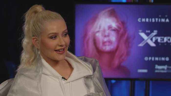 Christina Aguilera Plans to Ask Gaga, Gwen for Advice Ahead of Las Vegas Residency (Exclusive)
