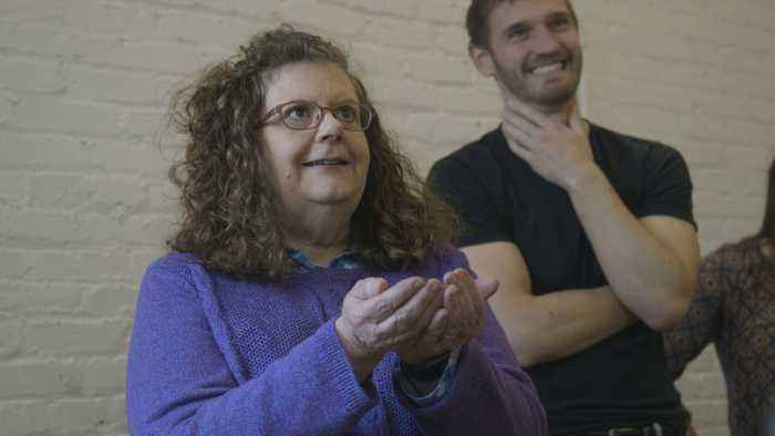 Furloughed Workers Take On Improv To Cope During Shutdown