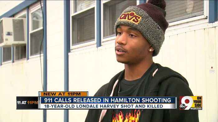 18-year-old shot and killed in Hamilton