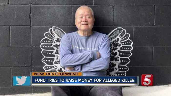 Victim's family outraged as fund tries to raise money for accused killer