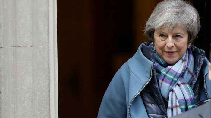 EU Won't Reopen Brexit Withdrawal Agreement