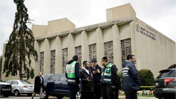 Additional Charges Filed Over Synagogue Shooting,