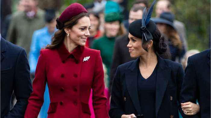More Trolls Come For Kate Middleton and Meghan Markle