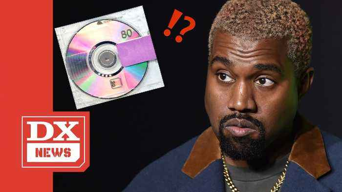 This Is Why Kanye West's 'YANDHI' Album Isn't Dropping Any Time Soon