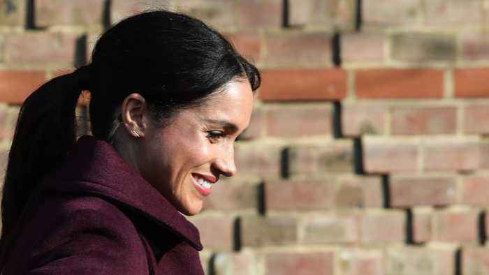 Half-Sister Of Meghan Markle Announces Tell-All Book