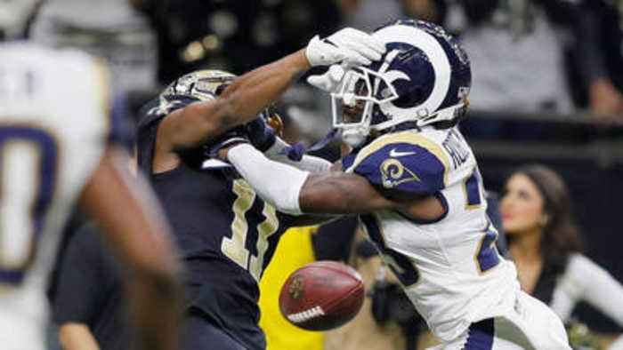 NFL admits to blown penalty call in NFC championship game