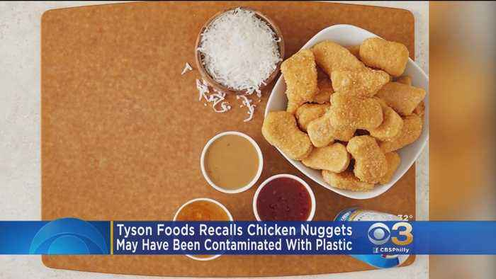 Tyson Foods Recalls Chicken Nuggets One News Page Video