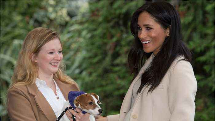 Meghan Markle Returns To Theatre