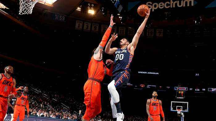 Enes Kanter: I Know the All-Star Who Will Sign With Knicks This Summer