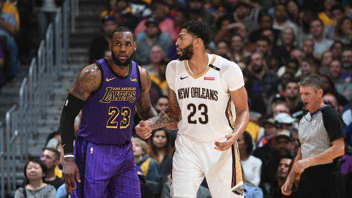 Enes Kanter: Anthony Davis Will End Up on Lakers, One Way or Another