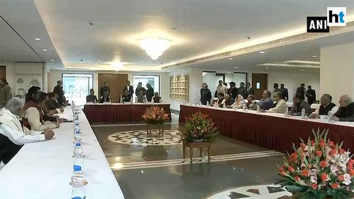 All-party meeting held ahead of Budget Session today