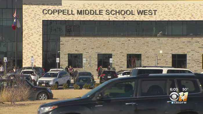 Hundreds Of Students Missing School At North Texas Middle School Due To Flu