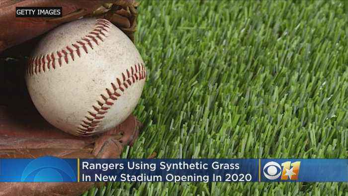 Rangers To Use Synthetic Grass At New Field
