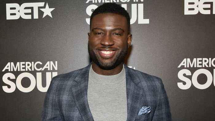 Sinqua Walls Talks New Series 'American Soul', Reflects on 'Friday Night Lights' and More