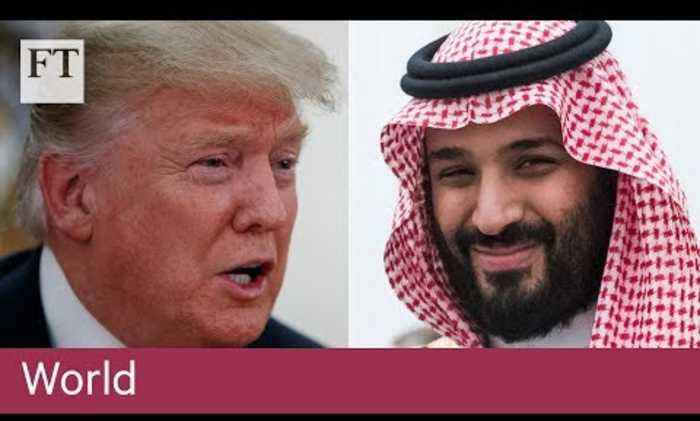 US weighs hardening stance on Saudi Arabia