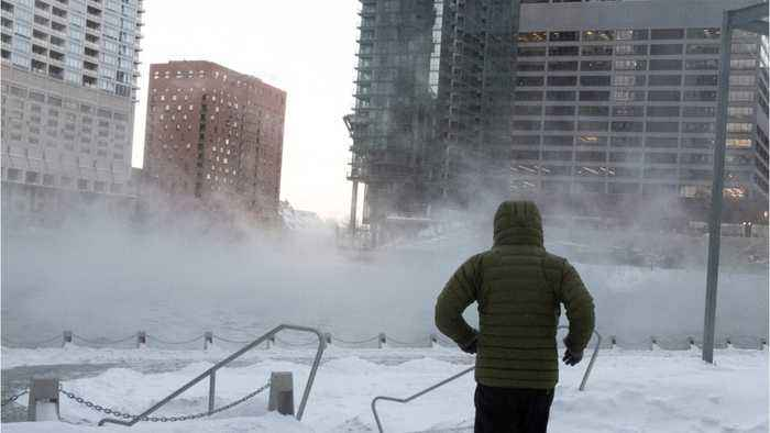 Polar Vortex Blamed For Taking At Least 21 Lives