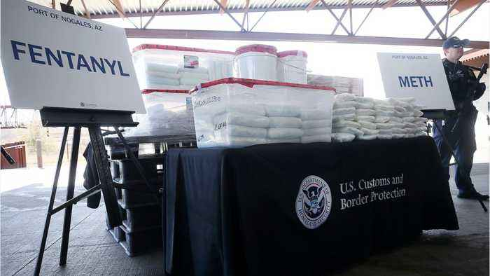 Feds Make The Biggest Fentanyl Bust In US History