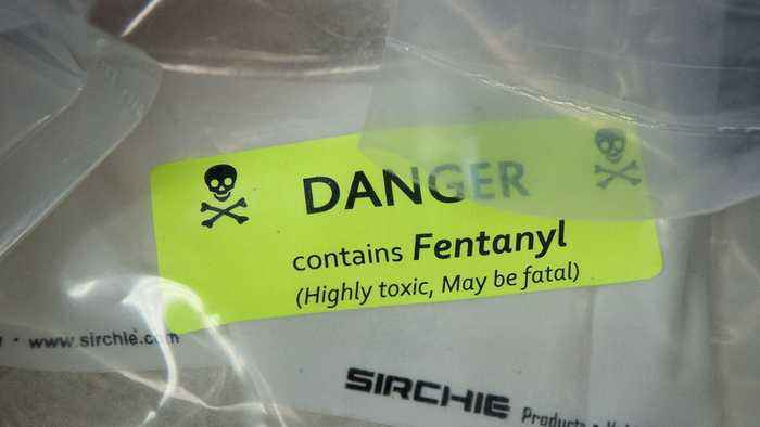 US Customs Make Largest Fentanyl Bust In Its History