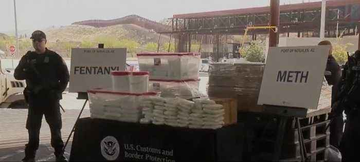 Largest fentanyl bust ever in AZ
