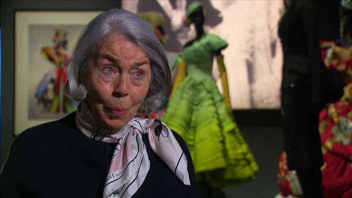 'Mr Dior? He was like family,' 1950s model recalls